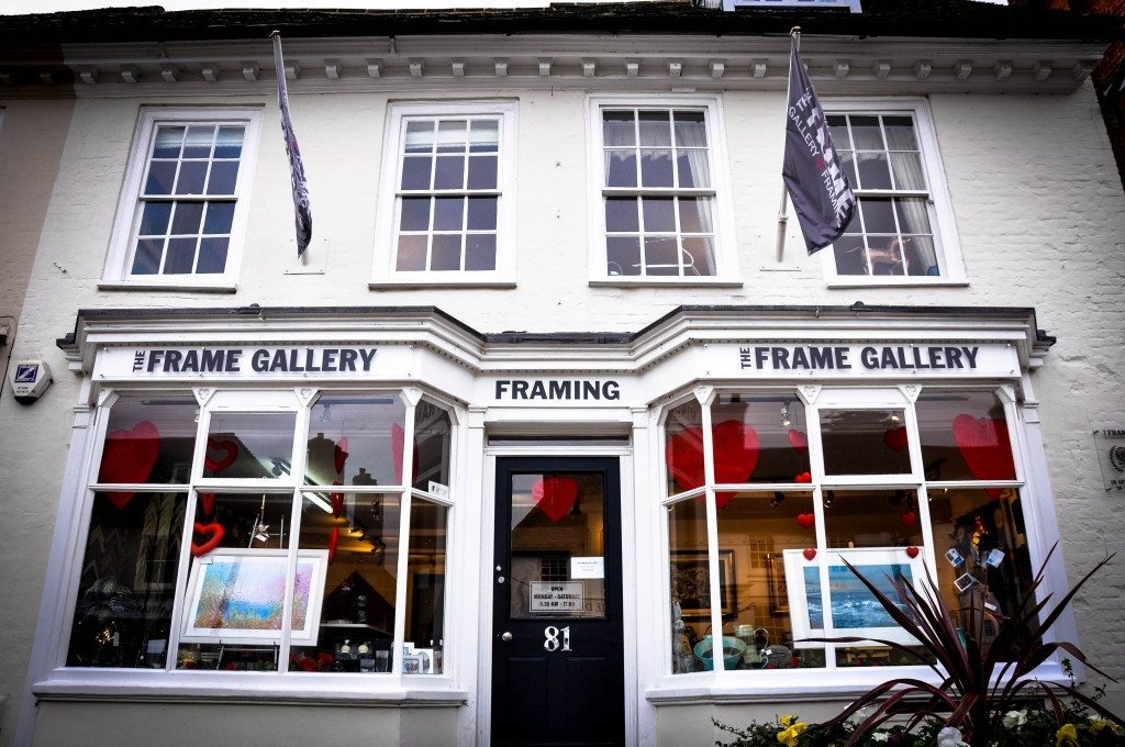 The Frame Gallery 2016