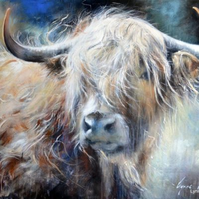 Because I'm Worth it by Lynne Davies. Prints available to buy from The Frame Gallery in Odiham via the online shop.