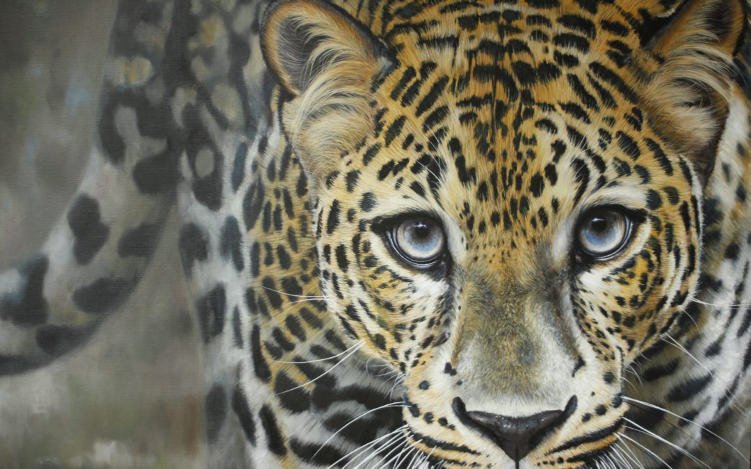 Walk On The Wild Side With Odiham Art Exhibition