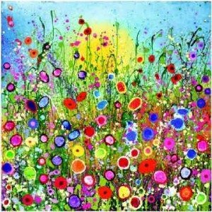 Yvonne Coomber has lived a colourful and textured life and this is reflected in her paintings. To view Yvonne's artwork pop into our art gallery, in Odiham.