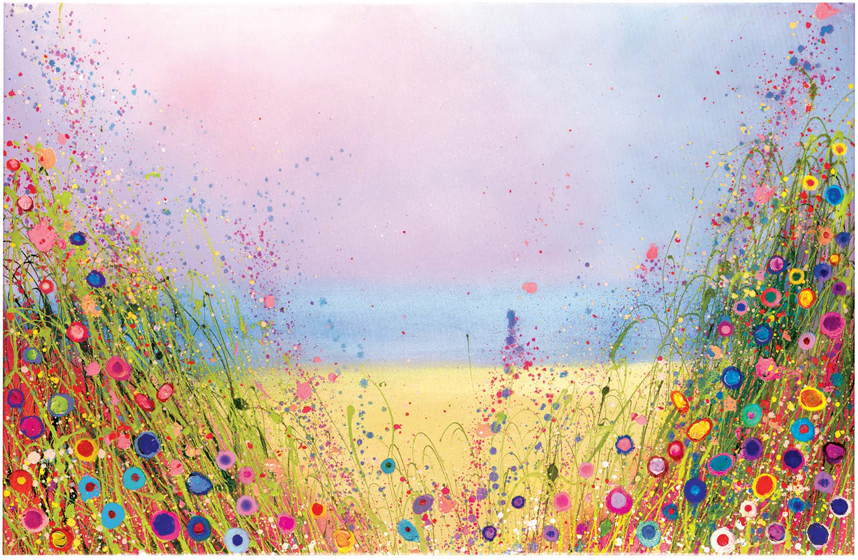 Yvonne Coomber Artist At The Frame Gallery