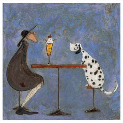 Sam Toft prints available at The Frame Gallery Odiham