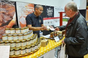 The Frame are proud to support FlavourFest in Odiham