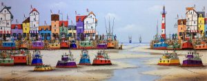 Ken Hammond at The Frame Gallery in Odiham