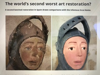 The Worst Art Restoration?